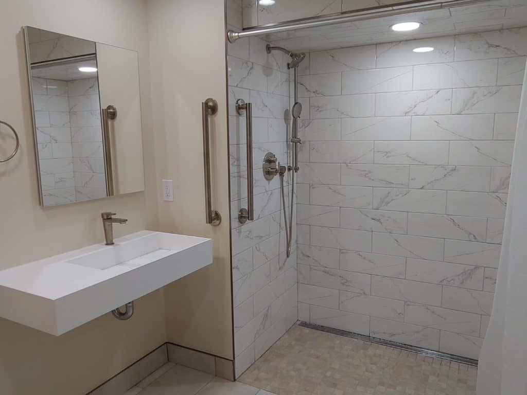 Bathroom remodel consulting cost