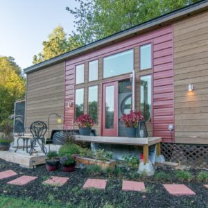 Ms Bohemian Soul Tiny House